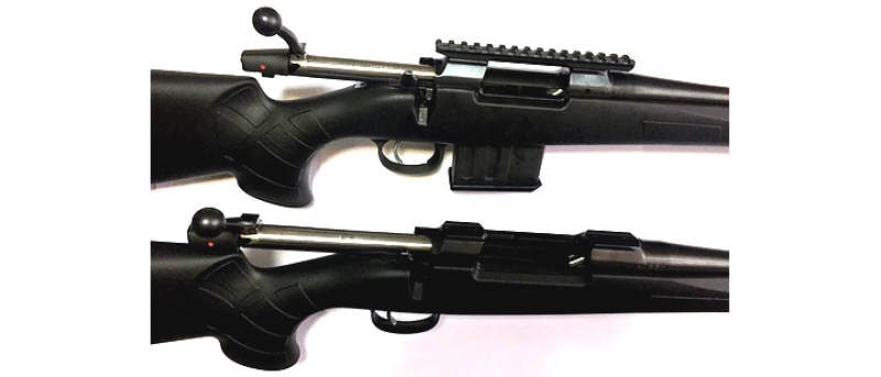 CZ 557 Black Edition Synthetic к..308Win